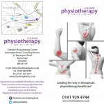 Cheshire Physiotherapy patient leaflet